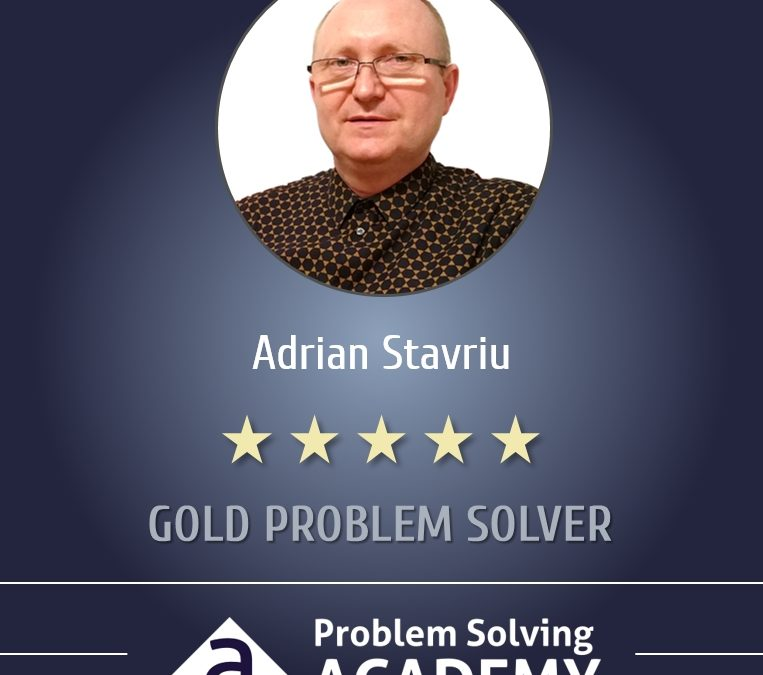 Adrian Stavriu – Specialist in marketing